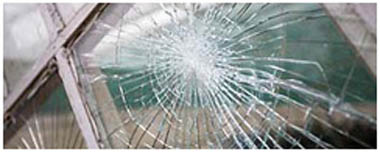 Shooters Hill Smashed Glass